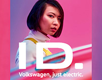 ID. Volkswagen, just electric.