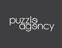 Puzzle Agency || logo&branding concept