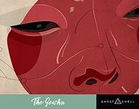 The Geisha | Ghost in the Shell