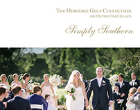 Wedding Packet - The Heritage Golf Collection