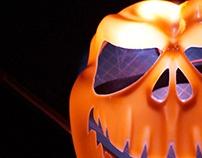 Máscara Día de Muertos / Day of the Dead Mask