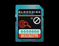 SD Memory Card Mockup (free)