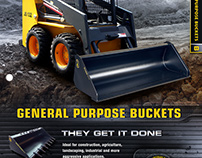 Construction Attachments - Wholesale Binder Catalog