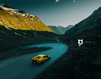 Lamborghini | Yellow in Norway