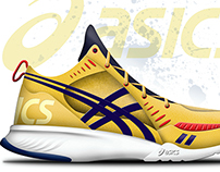 Asics Intrepid for Pensole Future of Footwear 2015