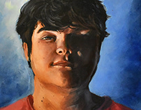 Portrait Painting: Talan