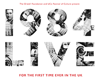 1984 LIVE - Orwell Foundation