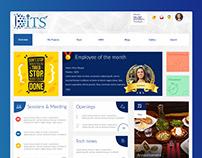 Ditstek innovations Internal Portal
