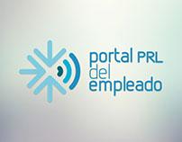 Diseño de logotipo Portal PRL del Empleado