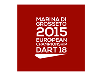 Dart18 European Championship Logo