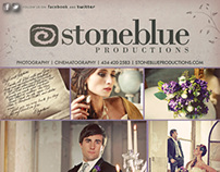 Stone Blue Productions | Bridal Guide Advertisement