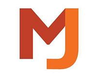 Monogram + Stationery System: Marlene Juarez
