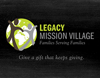 Legacy Mission Village - Christmas Brochure