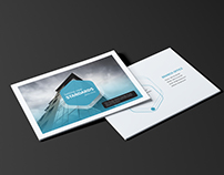 Corporate Business Brochure 18 Pages A5