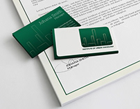 Brand identity for Institute of Urban Sociology