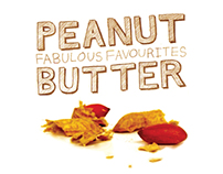 Eta Peanut Butter FMCG product remake