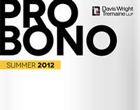 Pro Bono Report