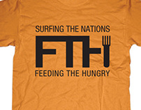 Feeding The Hungry | T-Shirt Design