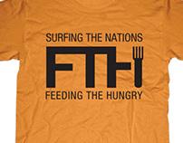 Feeding The Hungry | T-Shirt Design