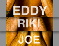 EDDY, RIKI & JOE