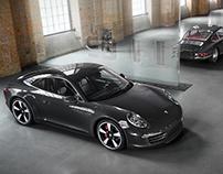 Porsche 991 50 years special model