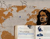 PENNSYLVANIA State Poster