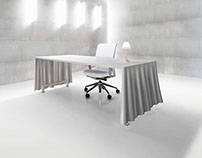 2012: COVERED office furniture design by M+R