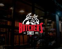 Butcher's street