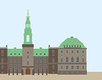 Buildings of POWER in Denmark