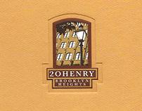 20 Henry Street, Look Book