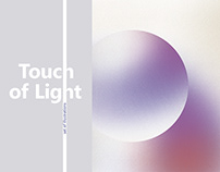 Touch of Light. Set of Illustrations