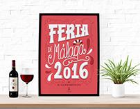 Feria de Málaga 2016 - Propuesta a concurso