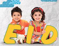Minnie Minors Eid 2012 Campaign Artwork