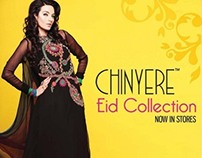 Chinyere Eid Collection 2012 Campaign Artwork