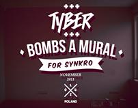 mural for Synkro