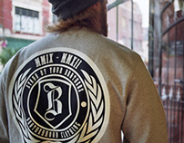 Brotherhood Clothing - Look Book ( 35mm )