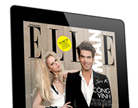 ELLE MAN - Digital Magazine