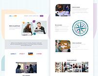JobCloud Microsite Design