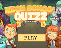 High School Quizz - Casual Box