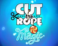 Cut the Rope Magic (app icon)