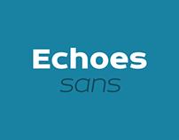 Echoes sans-serif