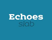 Echoes slab-serif