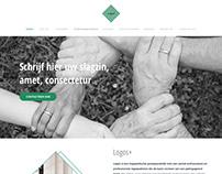 Therapist webdesign