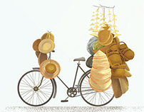 Vietnam Street Cart
