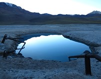 Geotermia en Geiser del Tatio