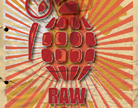 Raw Poster Series