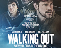 Walking Out - Poster
