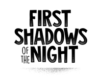 First shadows of the night