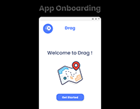 App Onboarding with Signup flow