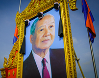 Death of Cambodia's King-Father Norodom Sihanouk